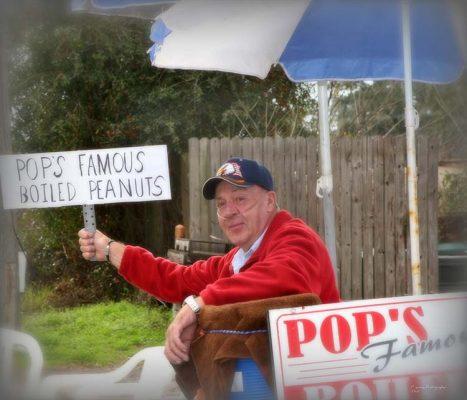 pops peanuts
