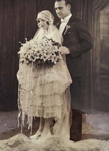 rich girl 1920's